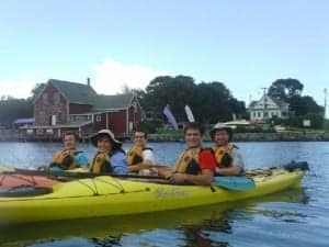 Siebert-family-Kayak-Maine