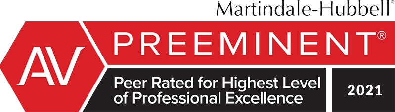 James Siebert Rated highest level professional excellence